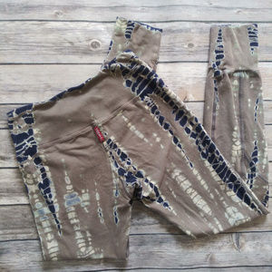 Hard Tail Tie Dye Leggings size XS